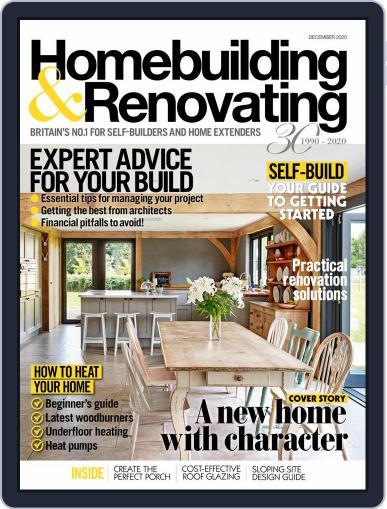 Homebuilding & Renovating (Digital) December 1st, 2020 Issue Cover