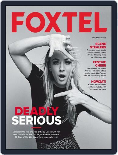 Foxtel (Digital) December 1st, 2020 Issue Cover