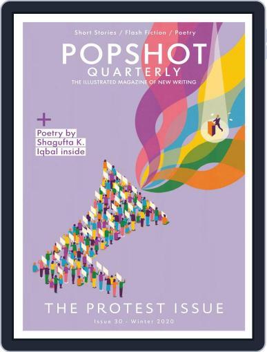 Popshot October 29th, 2020 Digital Back Issue Cover