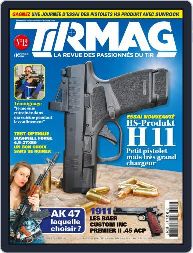 TIRMAG August 1st, 2020 Digital Back Issue Cover