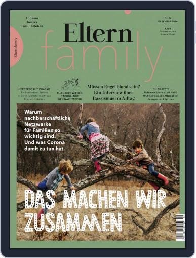Eltern Family December 1st, 2020 Digital Back Issue Cover
