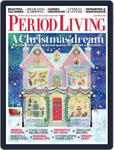 Period Living (Digital) December 1st, 2020 Issue Cover