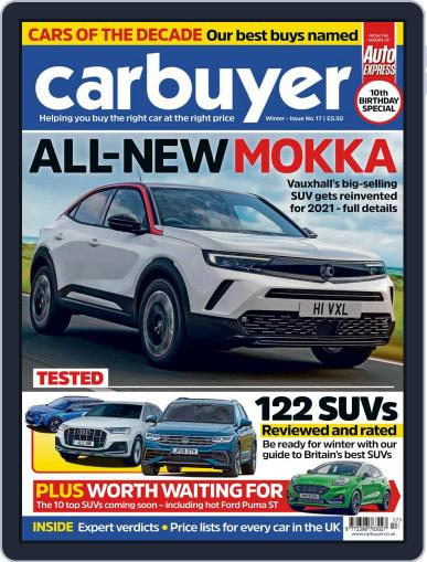 Carbuyer (Digital) November 1st, 2020 Issue Cover