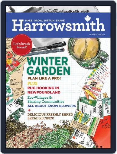 Harrowsmith (Digital) November 1st, 2020 Issue Cover