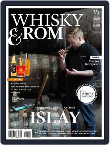 Whisky & Rom (Digital) November 5th, 2020 Issue Cover