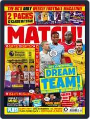MATCH! (Digital) Subscription November 3rd, 2020 Issue