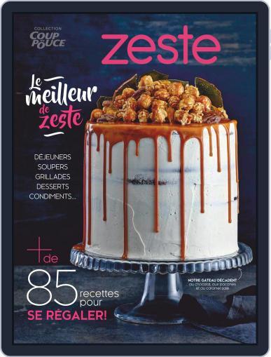 Coup de Pouce - Hors-séries (Digital) September 8th, 2020 Issue Cover