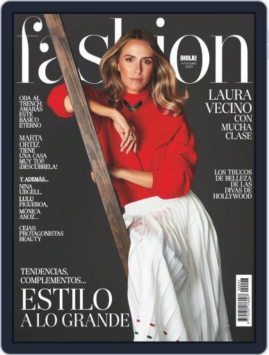 ¡HOLA! FASHION (Digital) November 1st, 2020 Issue Cover