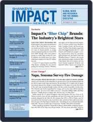 Shanken's Impact Newsletter (Digital) Subscription October 15th, 2020 Issue