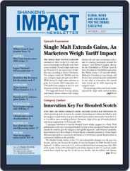 Shanken's Impact Newsletter (Digital) Subscription October 1st, 2020 Issue