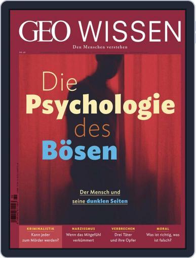 GEO Wissen (Digital) July 1st, 2020 Issue Cover
