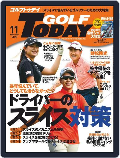 GOLF TODAY (Digital) October 5th, 2020 Issue Cover