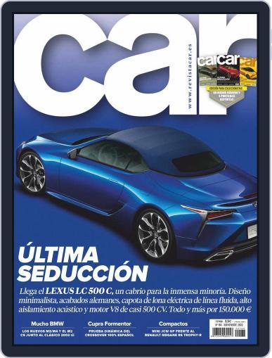 Car España (Digital) November 1st, 2020 Issue Cover