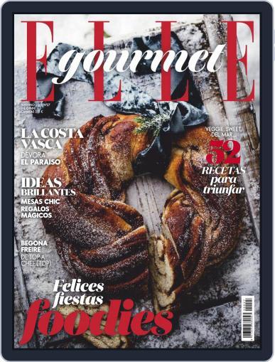 ELLE GOURMET (Digital) November 1st, 2020 Issue Cover