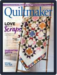 QUILTMAKER (Digital) Subscription January 1st, 2021 Issue