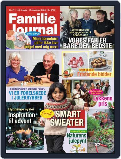 Familie Journal (Digital) November 16th, 2020 Issue Cover