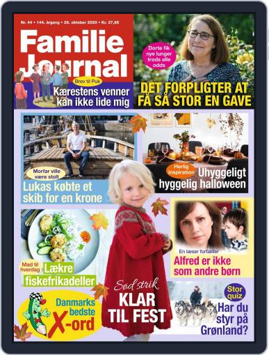 Familie Journal (Digital) October 20th, 2020 Issue Cover