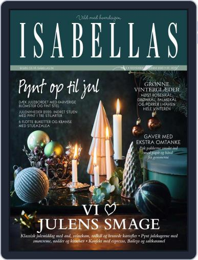 ISABELLAS (Digital) November 1st, 2020 Issue Cover