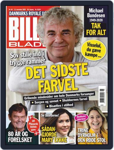 BILLED-BLADET (Digital) November 12th, 2020 Issue Cover