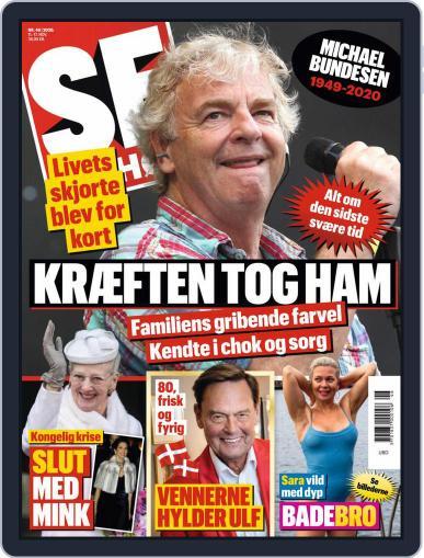 SE og HØR (Digital) November 11th, 2020 Issue Cover