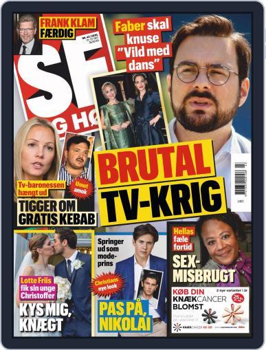 SE og HØR October 21st, 2020 Digital Back Issue Cover
