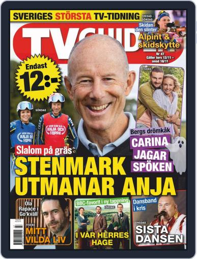 TV-guiden November 12th, 2020 Digital Back Issue Cover
