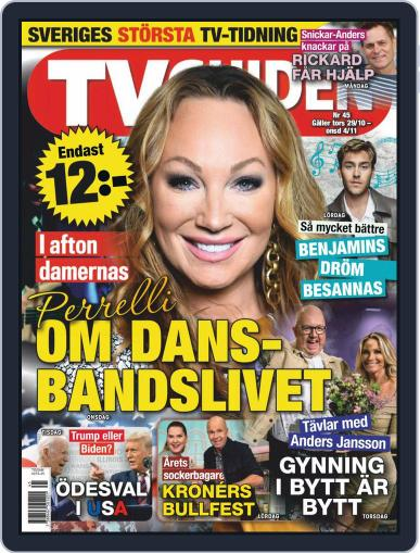 TV-guiden October 29th, 2020 Digital Back Issue Cover