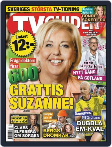 TV-guiden October 22nd, 2020 Digital Back Issue Cover