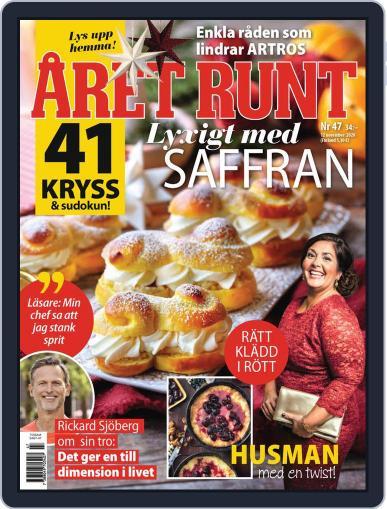 Året Runt (Digital) November 12th, 2020 Issue Cover