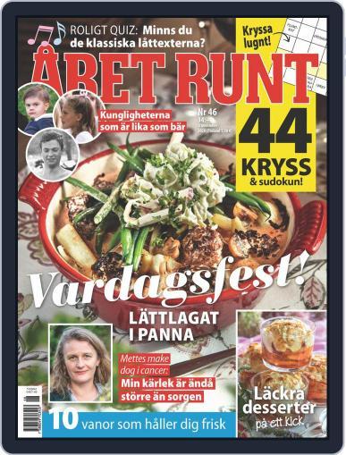 Året Runt November 3rd, 2020 Digital Back Issue Cover