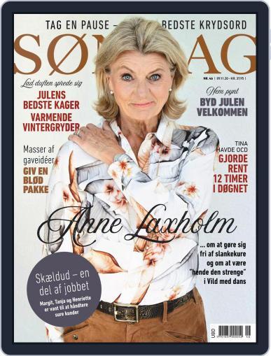 SØNDAG November 9th, 2020 Digital Back Issue Cover
