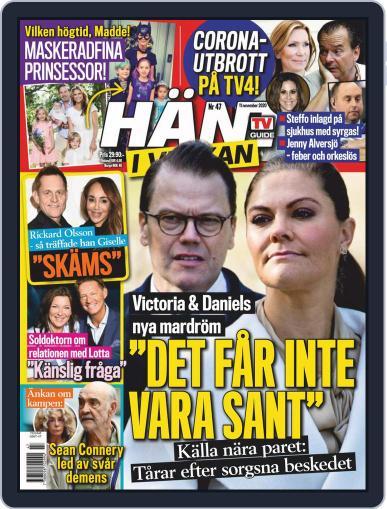 Hänt i Veckan November 11th, 2020 Digital Back Issue Cover
