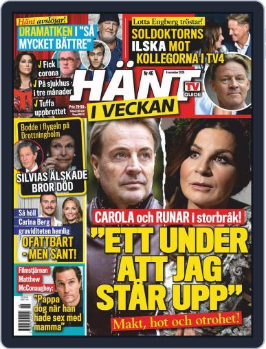 Hänt i Veckan (Digital) November 4th, 2020 Issue Cover