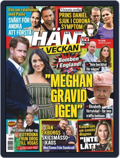 Hänt i Veckan (Digital) October 28th, 2020 Issue Cover