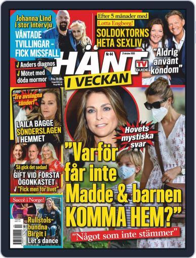 Hänt i Veckan (Digital) October 21st, 2020 Issue Cover
