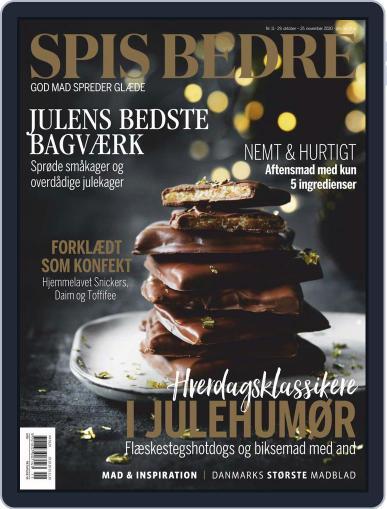 SPIS BEDRE November 1st, 2020 Digital Back Issue Cover