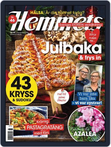Hemmets Veckotidning (Digital) November 3rd, 2020 Issue Cover
