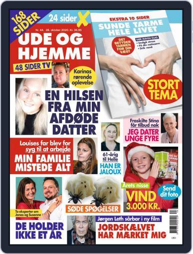 Ude og Hjemme (Digital) October 28th, 2020 Issue Cover