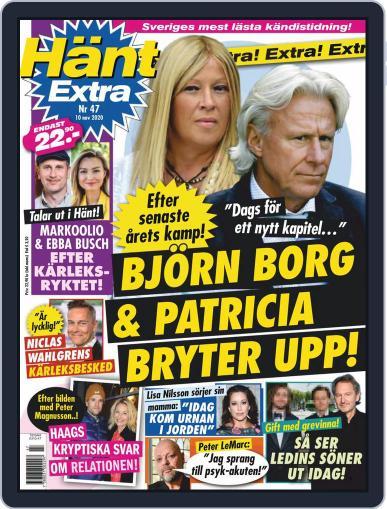 Hänt Extra (Digital) November 10th, 2020 Issue Cover