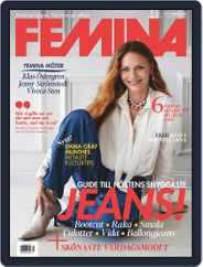 Femina Sweden (Digital) Subscription December 2nd, 2020 Issue