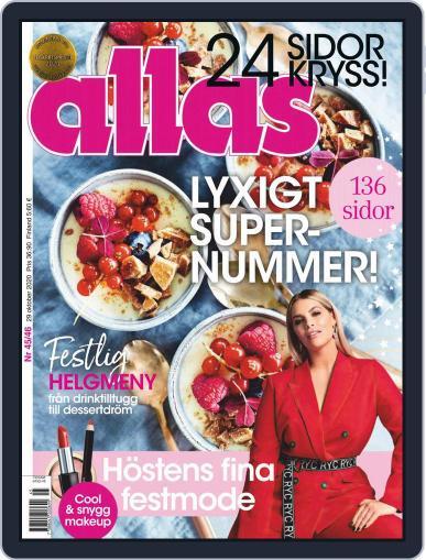 Allas (Digital) October 29th, 2020 Issue Cover
