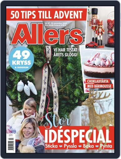 Allers (Digital) November 10th, 2020 Issue Cover