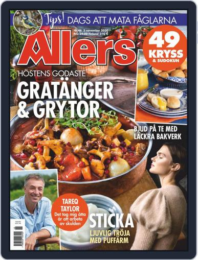 Allers (Digital) November 3rd, 2020 Issue Cover
