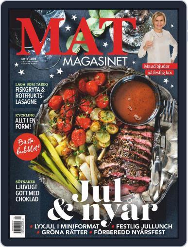 Matmagasinet (Digital) December 1st, 2020 Issue Cover