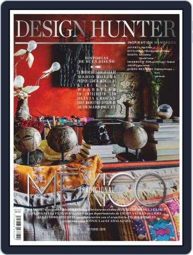 Design Hunter Mexico (Digital) October 1st, 2020 Issue Cover