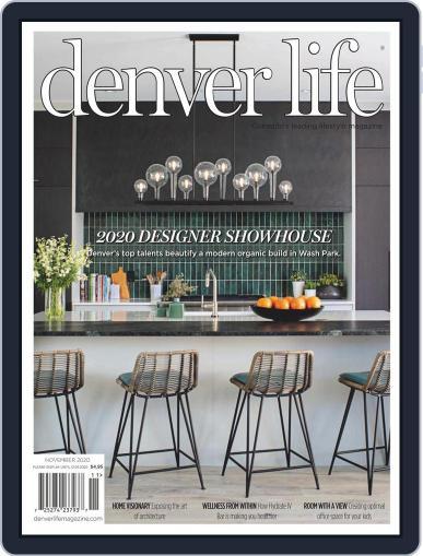 Denver Life (Digital) November 1st, 2020 Issue Cover