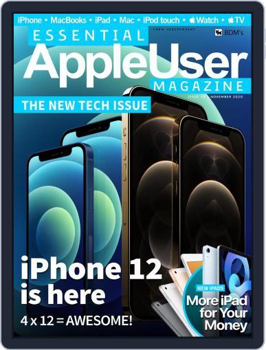 Essential Apple User (Digital) November 1st, 2020 Issue Cover