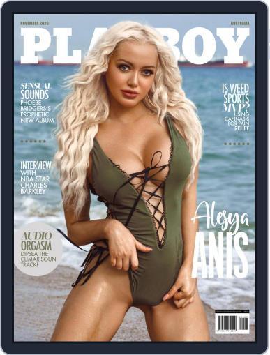 Playboy Australia (Digital) November 1st, 2020 Issue Cover