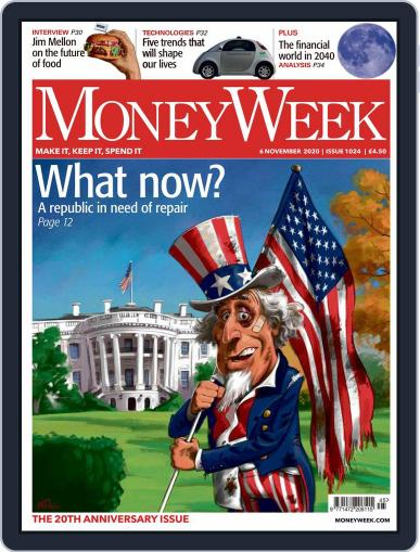 MoneyWeek (Digital) November 6th, 2020 Issue Cover