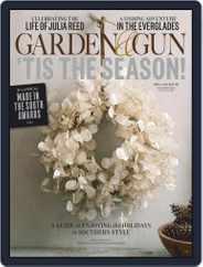 Garden & Gun (Digital) Subscription December 1st, 2020 Issue